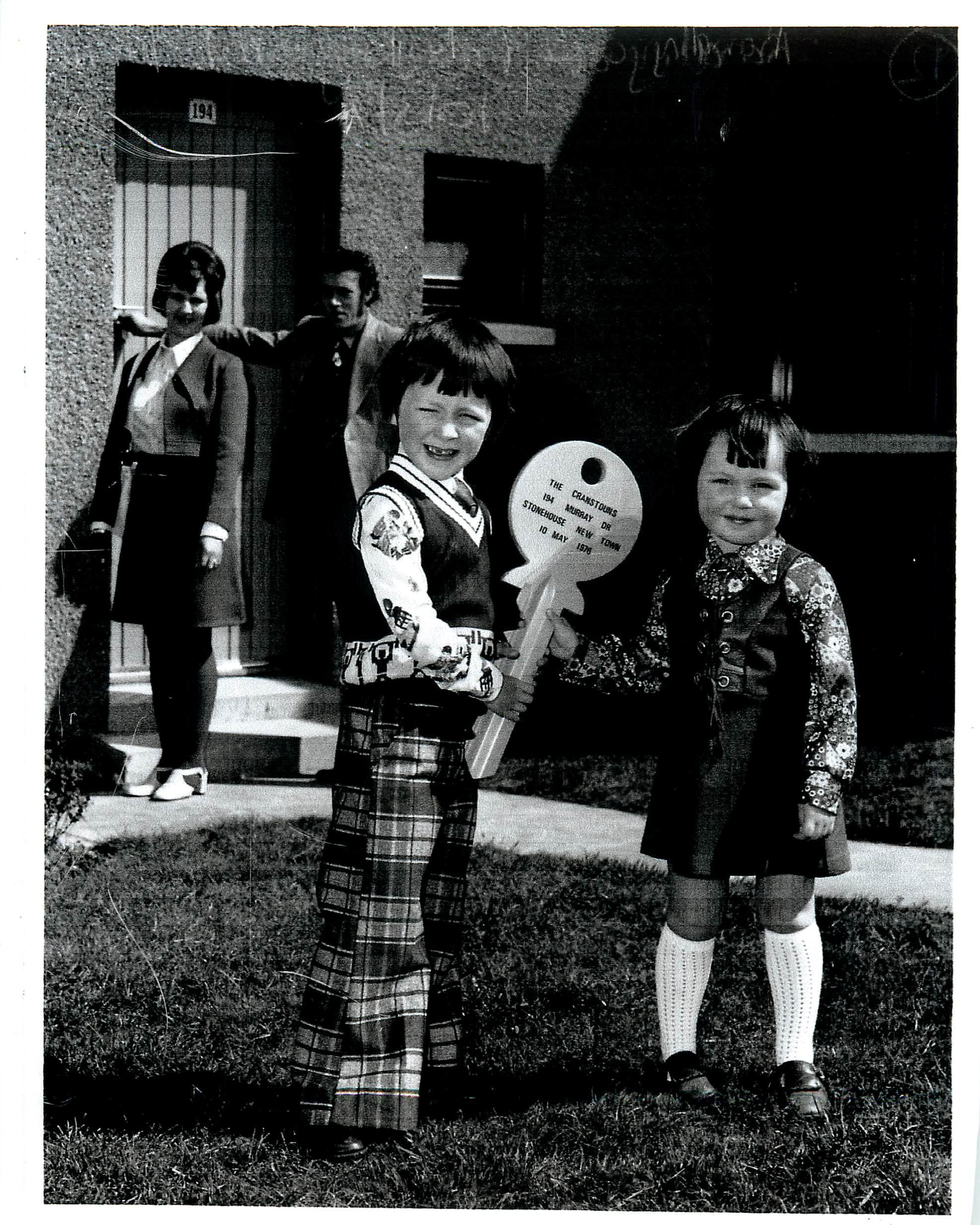 cranstons 194 murray drive 10th may 1976