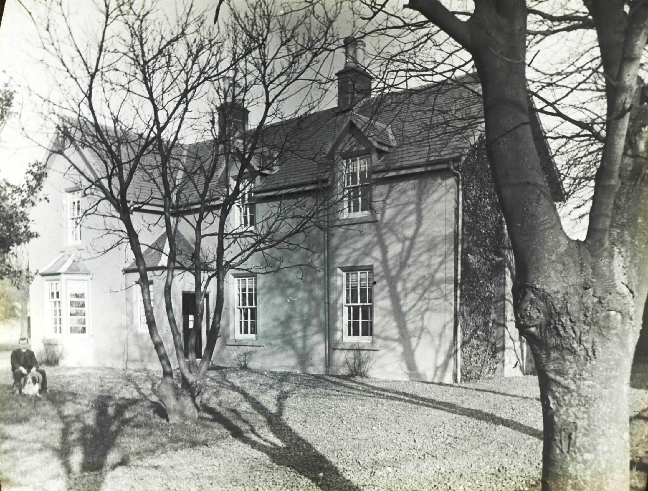 8-congregational-manse-vicars-rd-c-1900-purchased-for-900-pounds-in-1904