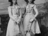 Nettie and Agnes Hamilton Kittymuir