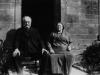 Robert and Agnes Hamilton at Kittymuir farm