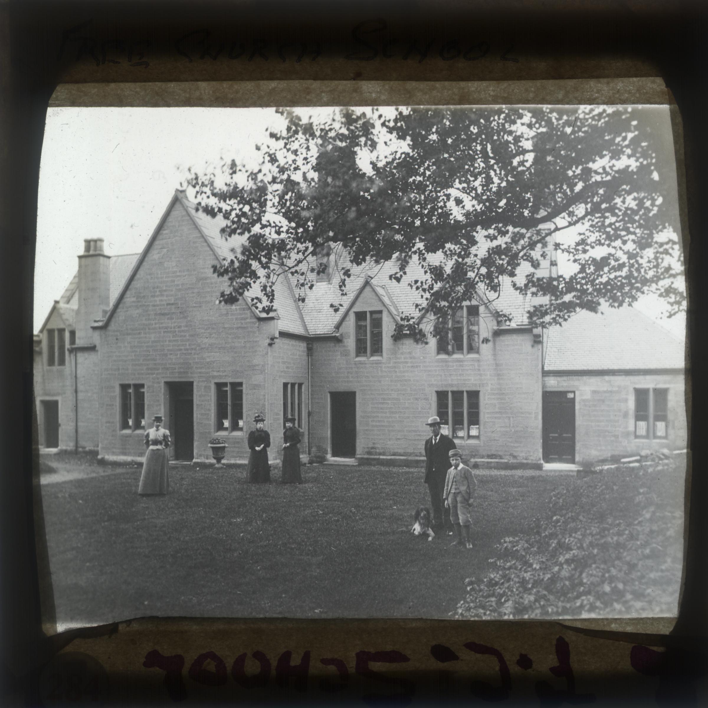 4. Free Church School