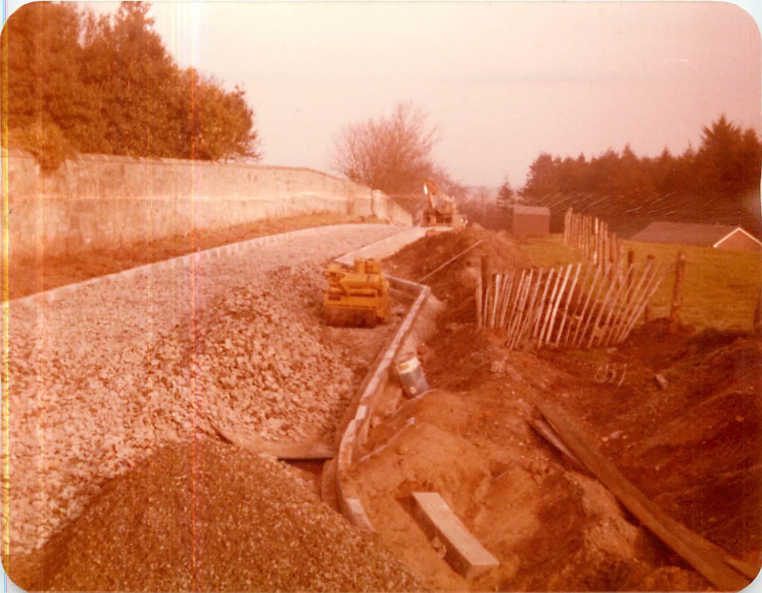 glebe-road-works