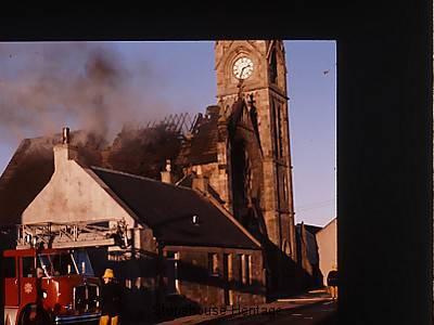 Paterson church fire 1977-37