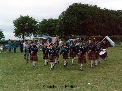 julenile pipe band 1975(c)