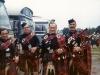 pipe band 1973 at Cowal