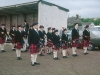 pipe band 2 (East Kilbride 1976)