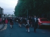 pipe band (East Kilbride 1976)