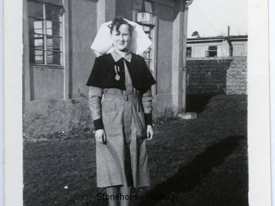 582 Nancy Watson Stonhouse Hosp 1949-1951
